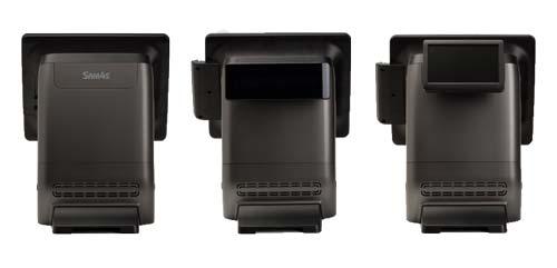 3 مدل نمایشگر دوم صندوق فروشگاهی Sam4s 7000